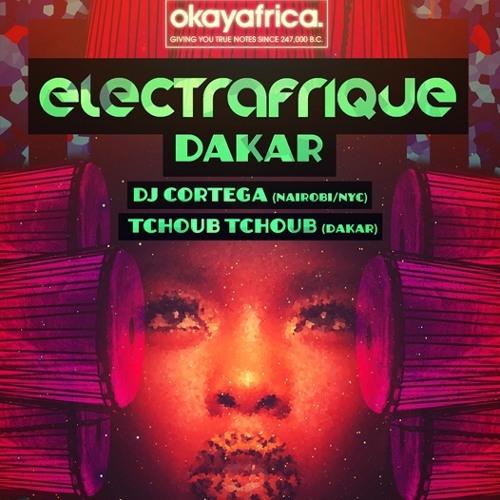 ELECTRAFRIQUE Dakar (Oct 2014) (Opening Set)