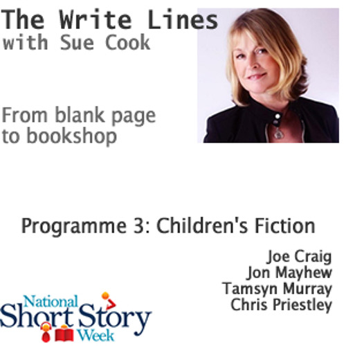 The Write Lines Children's Fiction