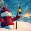 Christmas Silent Night - Royalty Free Music