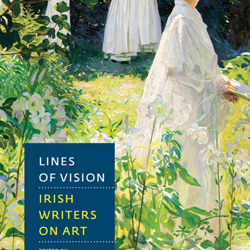 'Lines of Vision': Writer Martin Malone in conversation with Bryan Dobson,RTE