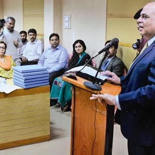 Public Health Awareness Lecture By Dr. Noshad Shaikh (VC LUMHS) (Producer: Mushtaq Bhatti)
