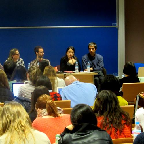 Mesa redonda Comunicar Podemos