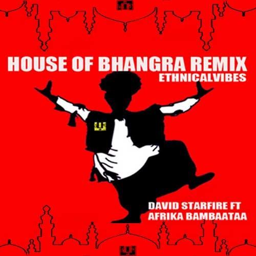House Of Bhangra ( Ethnicalvibes Remix) - David Starfire feat Afrika Bambaataa