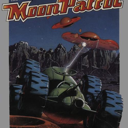 Kinzo Chrome - Moon Patrol Mix