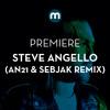 Premiere: Steve Angello 'Wasted Love' (AN21 & Sebjak remix)