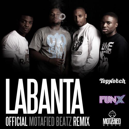 Broederliefde - Labanta (Motafied Beatz Official Remix)