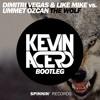 Dimitri Vegas & Like Mike vs. Ummet Ozcan - The Wolf (Kevin Acero Bootleg)