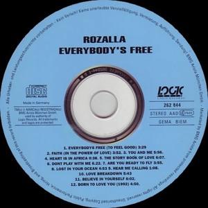 "Rozalla ""Everybody's Free To Feel Good"" - Rundown Remix (Instrumental Via ""Buy"" button)"