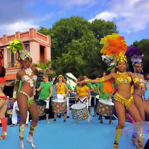 BumBum Brazil - Booty Dance