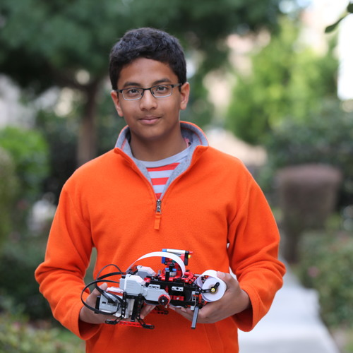 Shubham Banerjee jongste tech-ondernemer ter wereld