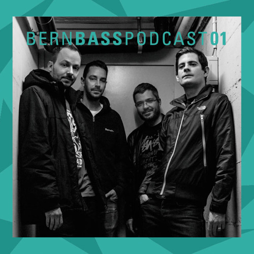 Bern Bass Podcast 01 - Konfront.Audio, Ryck & Lockee (Nov. 2014)