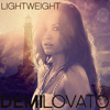 Me singing 'Lightweight' by DEMI LOVATO