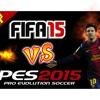 FIFA vs PES 2015 RAP BATTLE