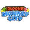Bloons Monkey City - Heavy Forest, Forest, And Desert Terrain Music