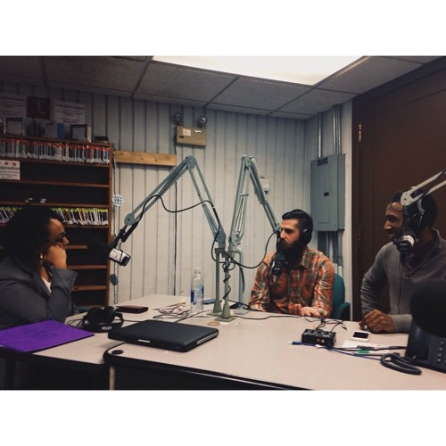 Interview on WPRK (11-10-14)