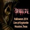CC ROCK (aka Skull DJ) Halloween Set 2014