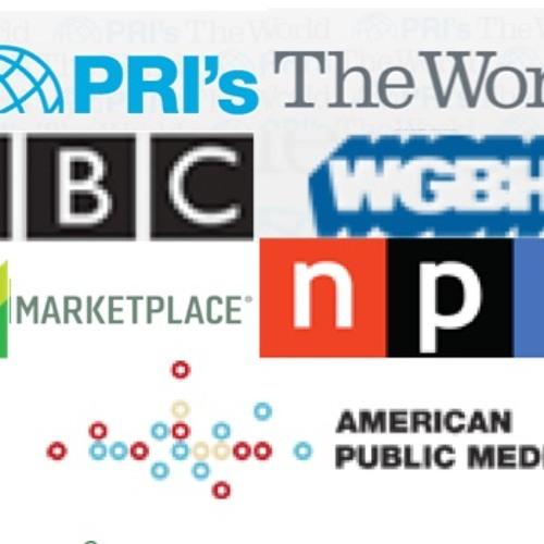 NPR, PRI and other US Radio