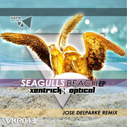 Xentrick, Optical Sound - Seagulls Beach (Original Mix)