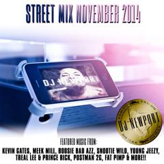 Street Mix NOV. 2014