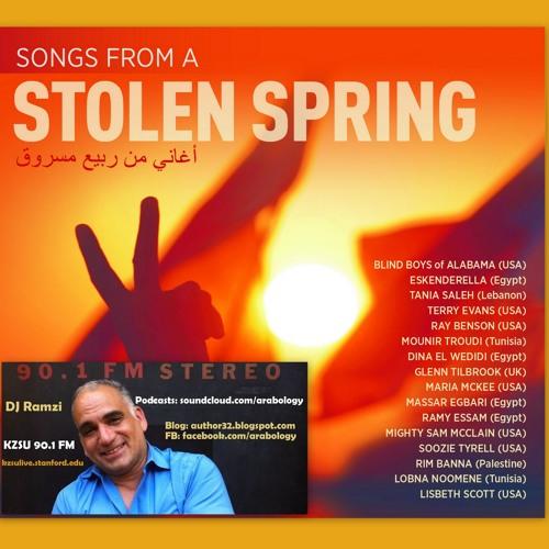 Arabology 8.1 [Songs from a Stolen Spring + Arabian Shakespeare Festival]