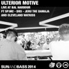 Ulterior Motive Bal Harbour Sun And Bass  Ft SPMC DRS Jeru The Damaja And Cleveland Watkiss mp3