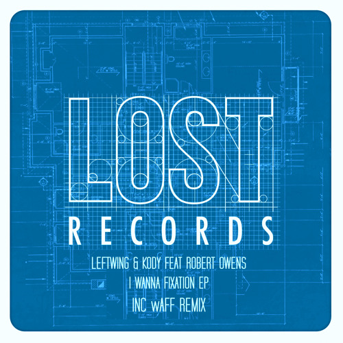 Leftwing & Kody ft. Robert Owens - Fixation (Dark Dub) - Lost Records - OUT NOW