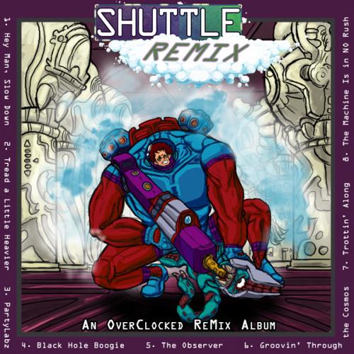 Shuttle Remix - Black Hole Boogie (Space Jungle)