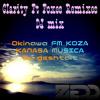 【Clarity Ft Foxes DJmix】沖縄 FMKOZA 裏KANASA MUSICA Vol.4【ZEDD】