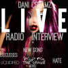 "Dani Creamz LIVE Radio Interview With Adam Farren + NEW SONG ""Dirty Bass"""