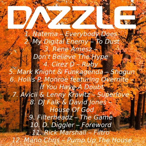 Dazzle's Monthly Forcast Wk 46 2014