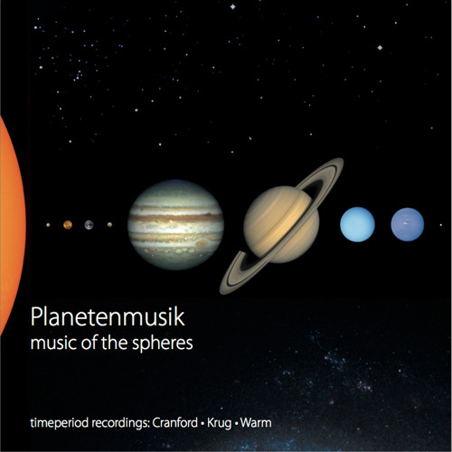 Planetenmusik - music of the planets