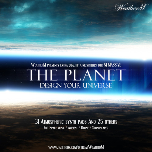 WeatherM - Journey Above The Planet