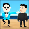 PSY Vs. Kim Jong un - Animeme Rap Battles