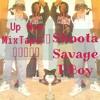 Lil CA$H x Lil Skeeda - Juggin and finnesen( Up Now MixTape)