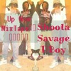 Lil CA$H -Poured Up ( Up Now Mixtape)