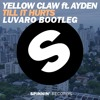 Yellow Claw - Till It Hurts Ft. Ayden (Luvaro Bootleg)