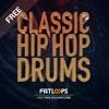 Classic Hip Hop Drums 1 (DL @ free.fatloops.com)