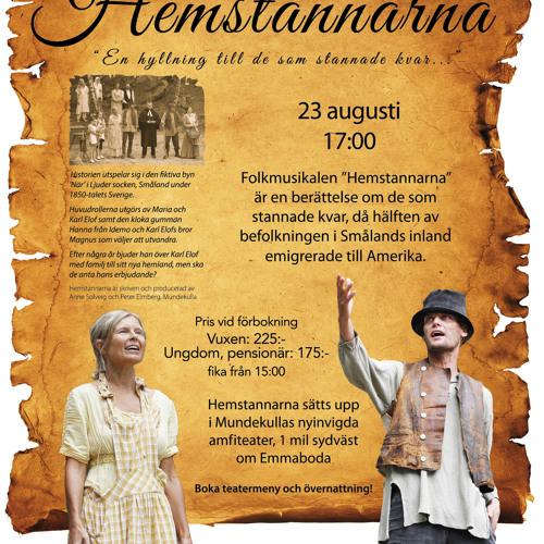 Folkmusikalen - Hemstannarna (Smakprov-22 låtar)