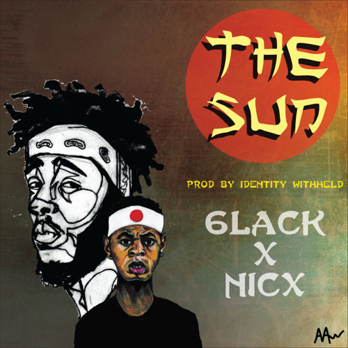 artworks 000097348282 oqkxoo t500x500 NicX   The Sun (ft. 6lack)