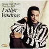 Luther Vandross - Never Too Much (REMIX) by Edwells