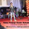 Ninna Poojege Bande Mahadeshwara live concert Prasanna Bhojashettar
