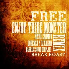 [Enjoy Tribe Monster] Sista Carmen - Lorenzo Y Catalina./Remix/ (Break Koast records)
