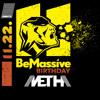 Metha -  Be Massive 11 birthday taster mix
