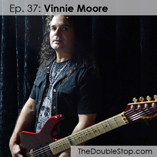 Ep. 37: Vinnie Moore (Solo, UFO, Red Zone Rider)