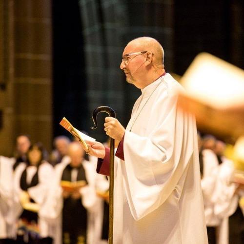 Saturday 15 November 3.00pm - Bishop Paul Bayes - Installation Sermon