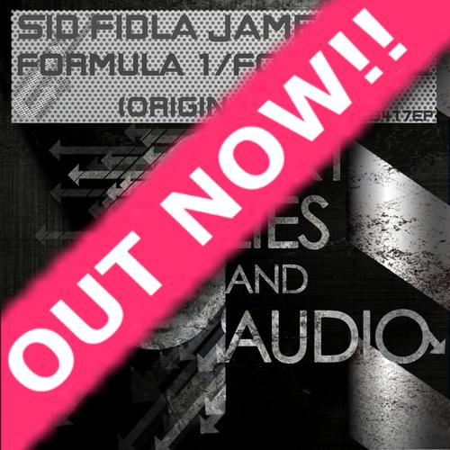 Sid Fidla James - Formula 1 (Original Mix) Out Now!