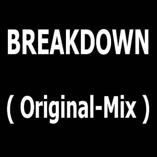 M.J.E - Breakdown ( Original - Mix )Supported By Diego Miranda & Eric Van Kleef