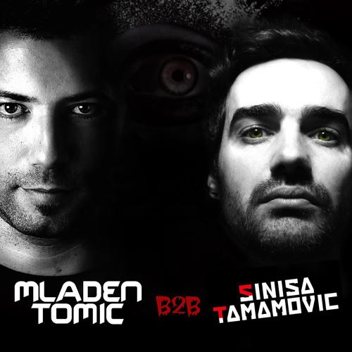 Sinisa Tamamovic b2b Mladen Tomic - Halloween - Sofia - Bulgaria 31.10.2014