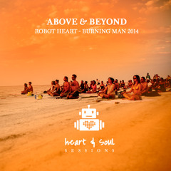 Above & Beyond - Robot Heart Yoga - Burning Man 2014
