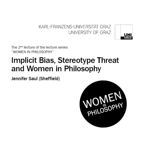 Implicit Bias, Stereotype Threat and Women in Philosophy